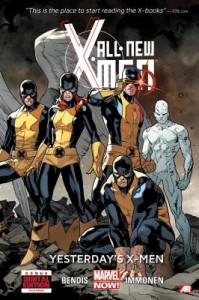 All-New X-Men, Vol.1: Yesterday's X-Men