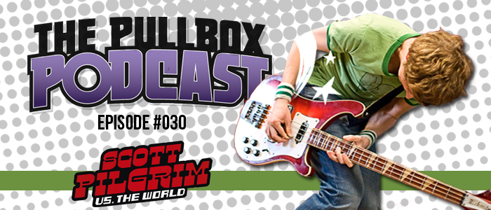 Episode #030: Scott Pilgrim vs. the World