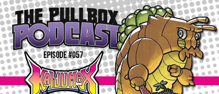 Episode #057: Kaijumax