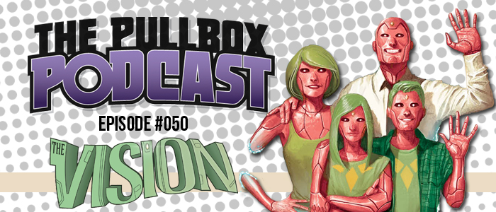 Episode #050: The Vision
