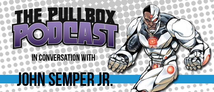 Interview: John Semper Jr.