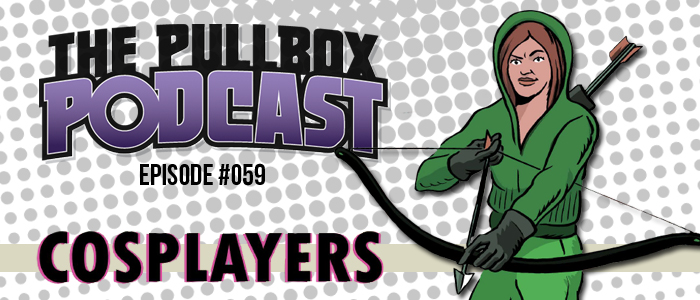 Episode #059: Cosplayers