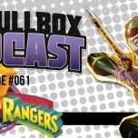 Episode #061: Mighty Morphin Power Rangers